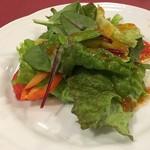 レストラン クレール - サラダ