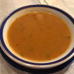 ボスボラス ハサン - スープ