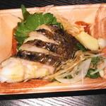 珍味堂 - 料理写真:ウツボたたき(580円)