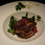 SIO - ビュルゴー産鴨のソテー