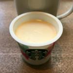 スターバックス・コーヒー - ミルクプリン
