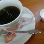 割烹 なかむら - ホットコーヒー