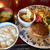 モンペットクワ - 料理写真:日替りランチ 700円