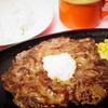 すてーき亭 - 料理写真:ランチ限定!トップステーキ