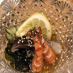 鮨処 祭 - 酢の物