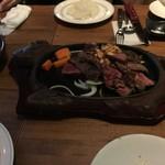 Steak & Sports Diner スーパースター -