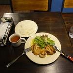 ル ビストロ クックー - 麹漬けチキンのグリル1,000円