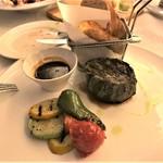 旋转餐厅 - 料理写真: