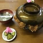 ニコニコ亭 - ソースかつ丼4枚