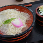 麺房 - 素麺
