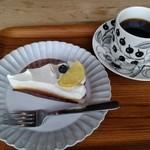 Ond - レモンチーズタルト。(だったかな?)