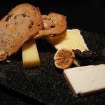 SIO - チーズ盛り合わせ