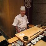 銀座 鮨 かねさか - 三平さん、美味しかったぁ~