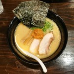 札幌 Fuji屋 - 味噌ラァメン_800円