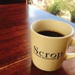 スクロップ コーヒー ロースターズ - ドリンク写真: