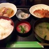 市場の厨房 - 料理写真:朝定食♡