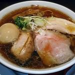 中華そば なか川 - 【中華そば + 煮玉子】¥700 + ¥100