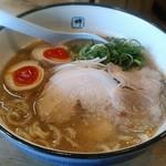 麺や輝 - 料理写真:【味玉ラーメン】¥800