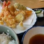 清光園 - 天ぷら定食