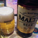 インドレストラン ガンジーパレス - ビール