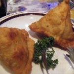 インドレストラン ガンジーパレス - サモサ