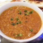 インドレストラン ガンジーパレス - カレー
