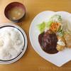 ターBOU - 料理写真:ハンバーグ