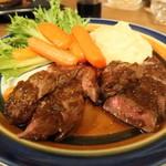 diningきいmon - サーロインステーキ