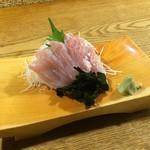 茅ヶ崎 海ぶね - 金目鯛の刺身