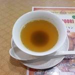 パキスタン・アラビアン・インド料理 デラ - スープ(サービス)