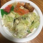 ほっともっと - 料理写真:沖縄ちゃんぽん
