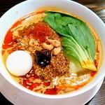82924397 - 咖喱坦坦麺(カリーたんたんめん)