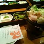 和食れすとらん天狗 - 「彩りコース」のお料理(の一部)です