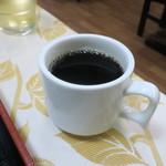 正康楼 - サービスのコーヒー