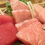 ニッポンまぐろ漁業団 - ミナミマグロカマトロ、ほっぺおちます(笑)