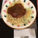 キッチンユキ 浪漫 - ミートスパゲティ
