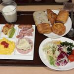 ベッセルホテル カンパーナ - 料理写真: