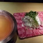 個室 牛タンしゃぶしゃぶ×肉料理 金肉 -