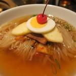 焼肉 昌久園 - 冷麺