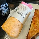 スターバックス・コーヒー - サラダラップ サーモン&クリームチーズ
