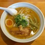らーめん 孫子 - 鶏白湯醤油らーめん(780円)
