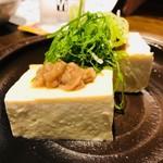 郷家 - ワタガラス豆腐(480円)
