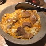 焼鳥今井 - 親子丼