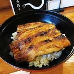 いち川 - 料理写真:「うな丼」