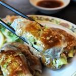 栄福 - 肉まき餃子