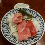 82942736 - ミニ本鮪中トロ丼