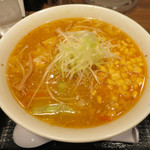82943647 - 味噌拉麺/コーン