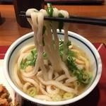 楽釜製麺所 -