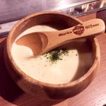 三ノ宮鉄板バル CHOUETTE - チーズソース
