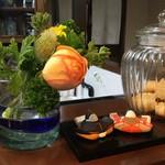 ジャム cafe 可鈴 - 季節を感じる飾りもの&お花